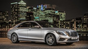Mercedes S-Class Plug-In Hybrid on sale now
