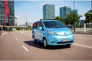 Nissan e-NV200 Electric Motorhome exterior (Image: Hillside Leisure)