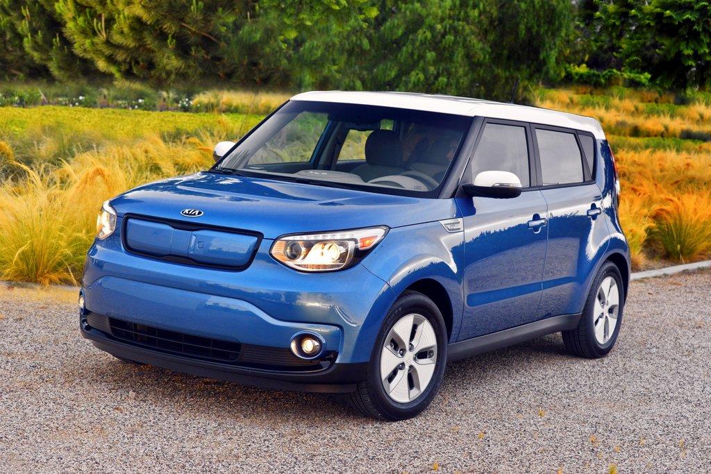 Kia Soul EV (Image: Kiam Motors America)