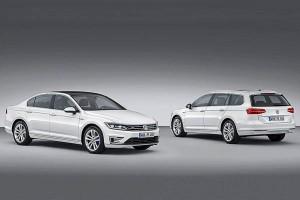 Volkswagen Passat GTE plug-in hybrid (Image: Volkswagen)