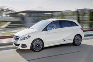 New B-Class to get Leaf-rivalling all-electric powertrain