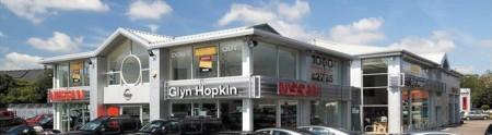 Glyn Hopkin Nissan Watford (Image: GlynHopkin-Nissan)