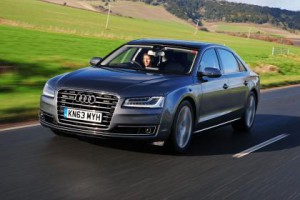 Audi A8 e-tron on the way with new V6 diesel-electric engine