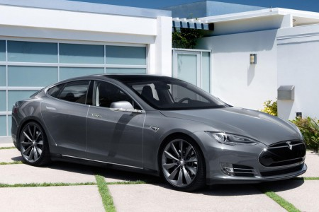 Tesla Model S from £900pm (Image: Tesla Motors)