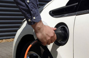 Electric surge as record numbers of drivers switch to plug-in cars