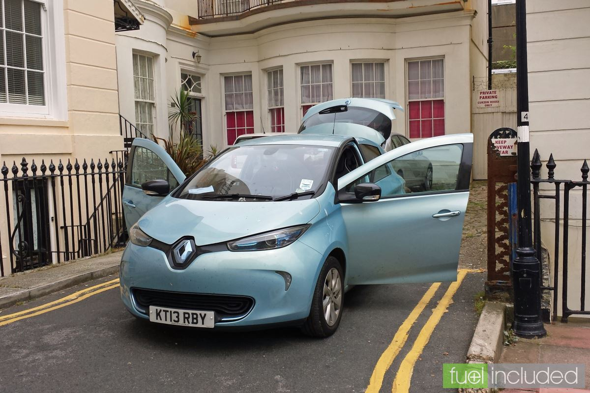 My Longest Trip in the Renault ZOE – Part 2