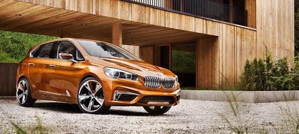 BMW 2-Series Active Tourer Plug-in Hybrid (Image: BMW)