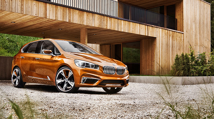 BMW 2-Series Active Tourer Plug-in Hybrid (Image: BMW)