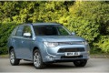 Mitsubishi Outlander PHEV's Winning Turn