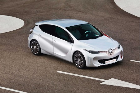 Renault EOLAB Ultra-Low Fuel Consumption Prototype (Image: Renault)