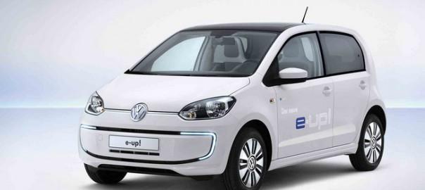 Volkswagen e-UP (Image: VW)