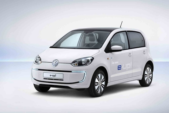 Volkswagen e-UP (Image: VW)