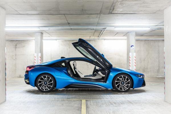 BMW i8 (Image: BMW)