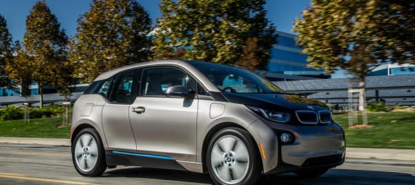 BMW i3, selected as Yahoo Autos 2015 Green Car of the Year (Image: Kerian/Yahoo)