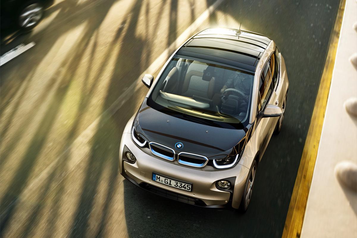 BMW i3 (Image: BMW Group)