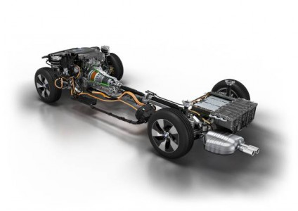 New generation of BMW plug-in hybrid models