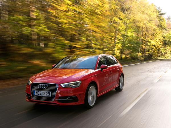 Audi A3 Sportback e-tron (Image: NCN)
