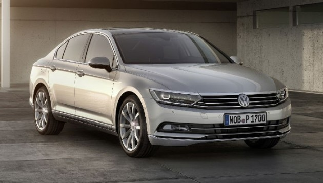 Volkswagen Passat Gte Phev A New Angle On Energy