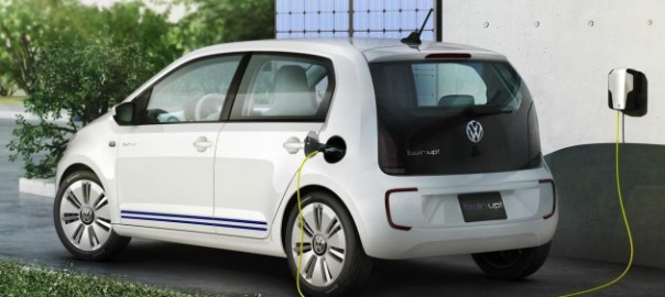 Volkswagen twin-up! PHEV (Image: VW)