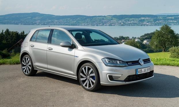 Volkswagen Golf GTE (Image: VW)