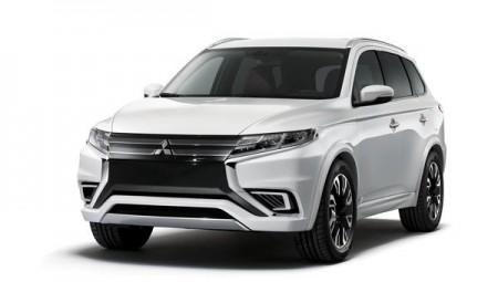 Mitsubishi Outlander PHEV-S (Image: Mitsubishi)
