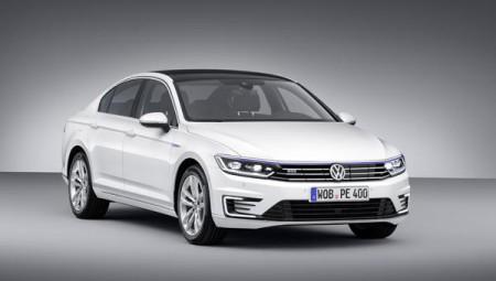 Volkswagen Passat GTE PHEV (Image: VW)