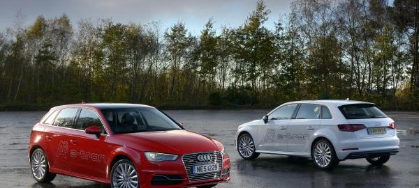 Audi A3 e-tron Sportback (Image: Audi)
