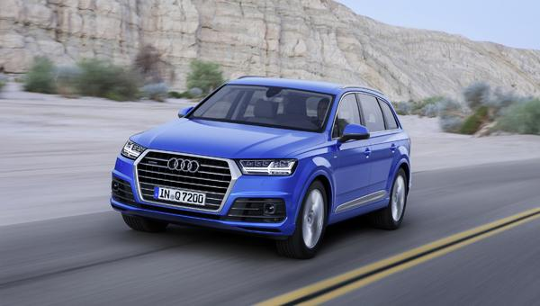 Audi Q7 e-tron Quattro (Image: Audi)