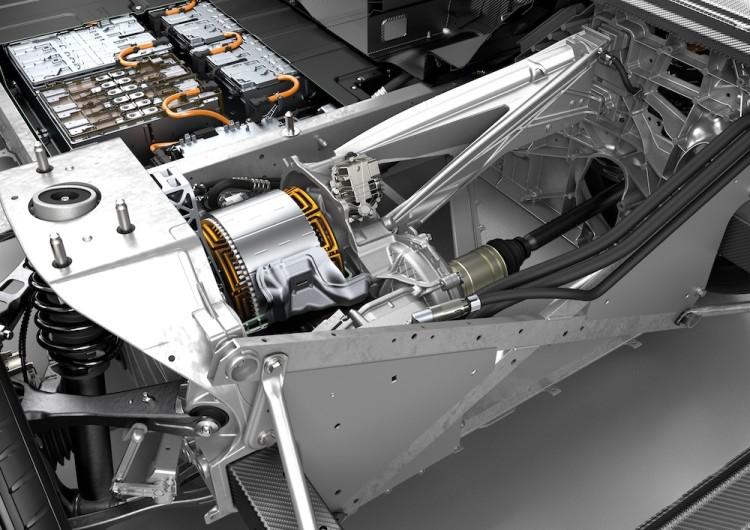 BMW i3 Motor (Image: BMW)