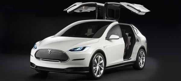 Tesla Model X (Image: Tesla)
