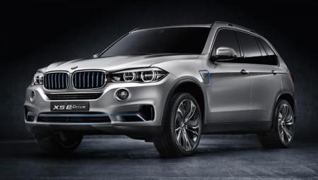 BMW X5 e-Drive PHEV (Image: BMW)