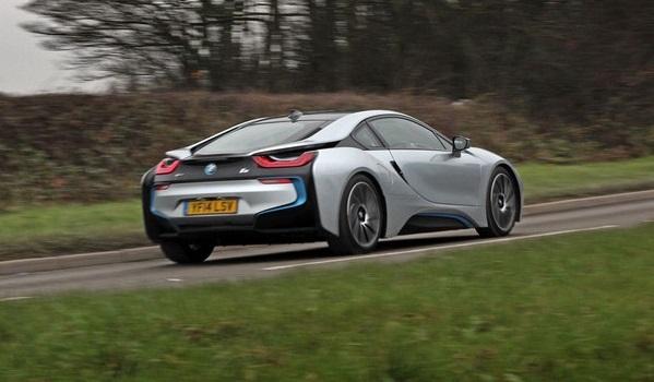 BMW i8 (Image: PistonHeads)