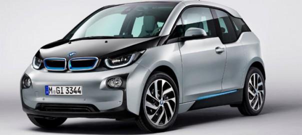 Bmw i3 (Image: BMW)