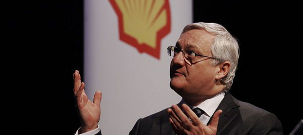 In one of his last speeches as Shell chief, Peter Voser warned of the dangers of failing to invest in energy (Image: Reuters)