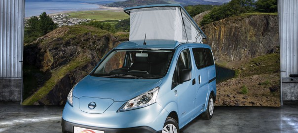 Dalbury E Electric campervan (Image: Hillside)