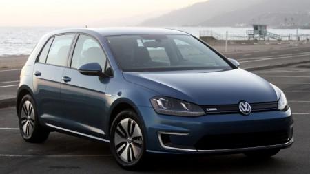 Volkswagen e-Golf (Image: J. Ramsey/Autoblog)