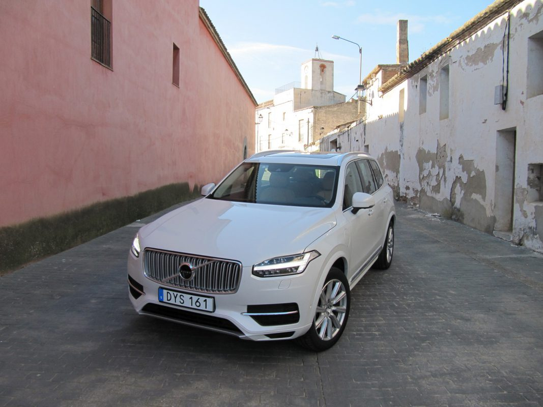 Volvo XC90 PHEV (Image: GCR)
