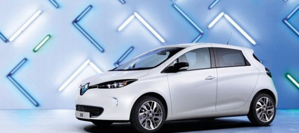 The Renault ZOE will benefit from a 35% discount from 1st April 2015