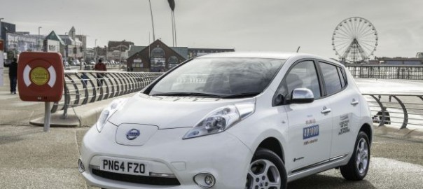 Premier Cabs expect the LEAF to drastically reduce fuel costs