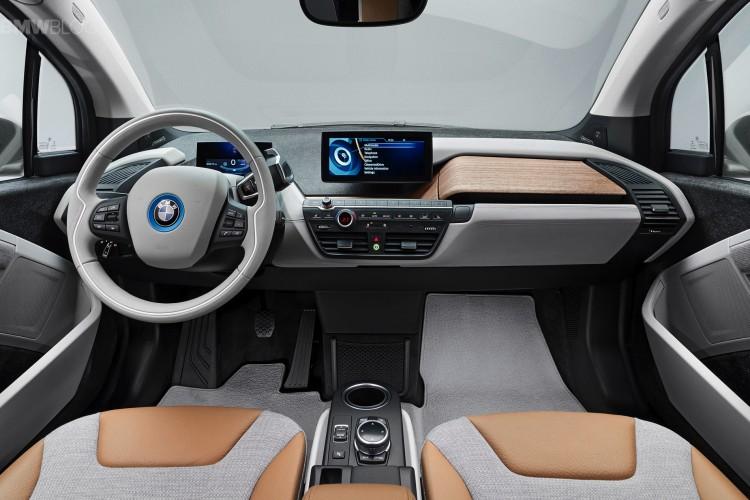 BMW i3 Interior (Image: BMW)