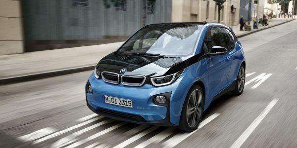 Longer range BMW i3 on Business Lease (BCH)