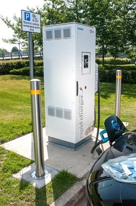Siemens EV Charging (Image: Siemens)