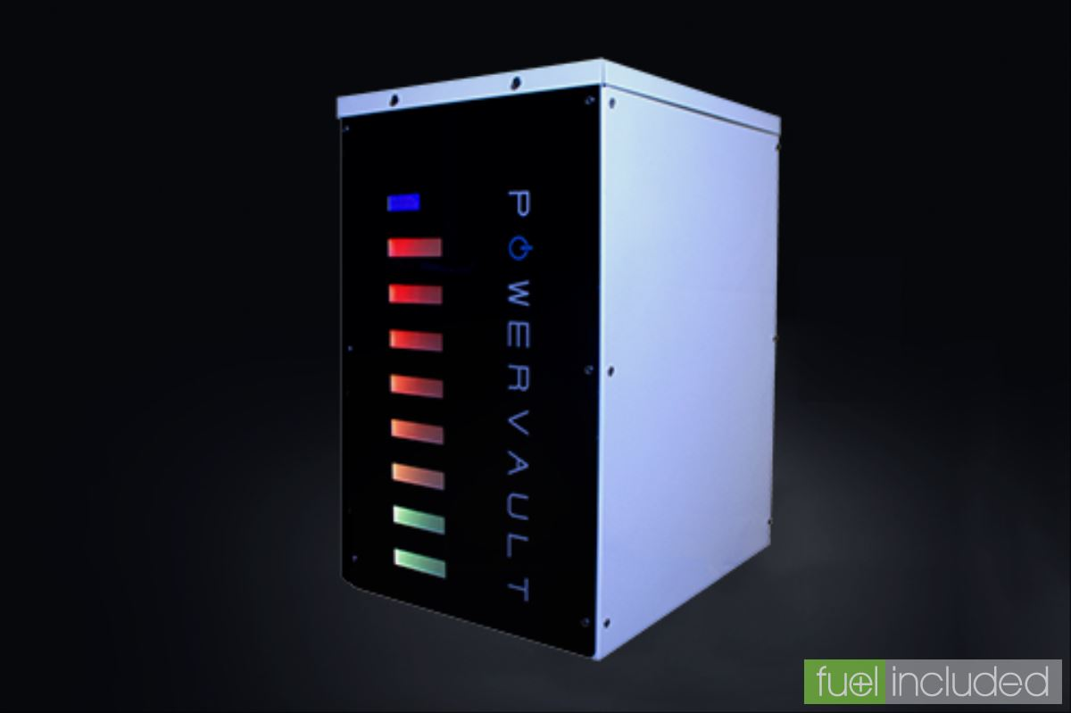 Powervault Energy Storage System (Image: Powervault.co.uk)