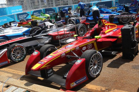 Eight manufacturers to enter Formula E next season