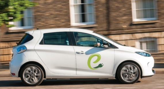 E-Car Club Renault ZOE (Image: E-Car Club)
