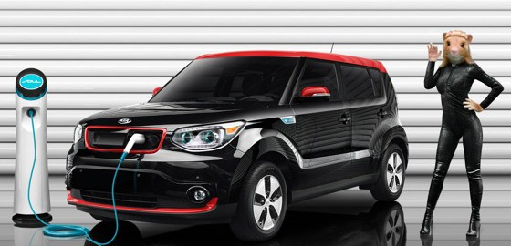 Kia Soul EV (Image: Kia America)