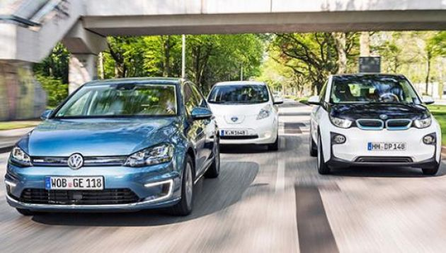 UK motorists now have more than 30 electric models to choose from
