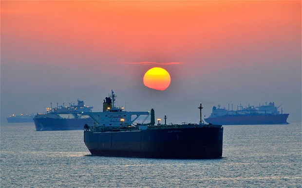 Oil is charting a course back to $100 per barrel (Image: Alamy)