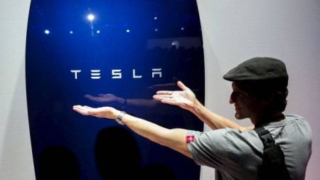 Tesla Motors plans to bring its new batteries in 2016 to Australia, which will join Germany as the company's first two markets outside the US (Image: Reuters)