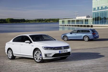 Volkswagen Passat GTE and Passat GTE Variant